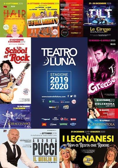 I Legnanesi Calendario 2020.La Stagione